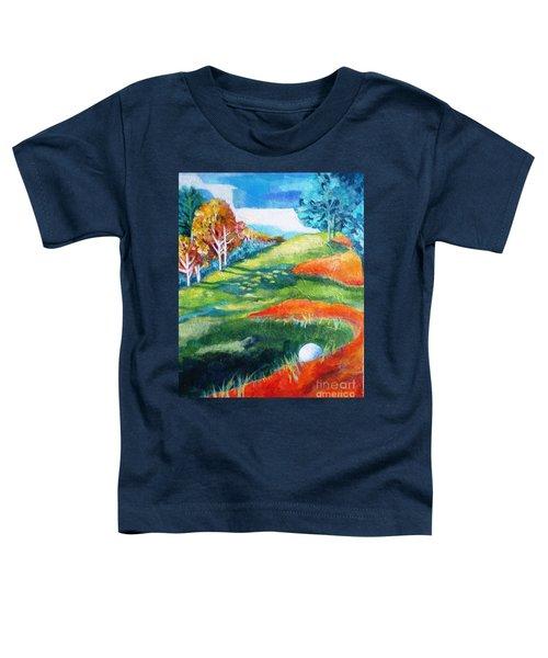 Oops - Bad Lie Toddler T-Shirt