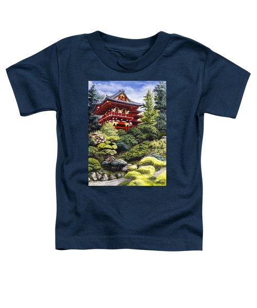 Oriental Treasure Toddler T-Shirt