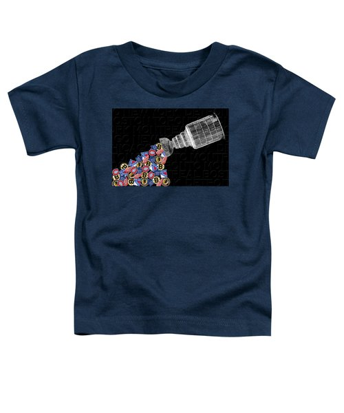 Original Six Stanley Cup 2 Toddler T-Shirt