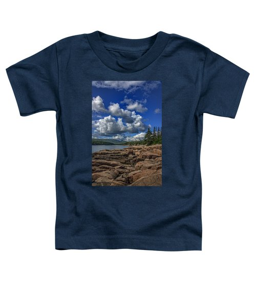Otter Point Afternoon Toddler T-Shirt