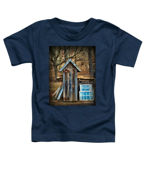 Outhouse - 5 Toddler T-Shirt