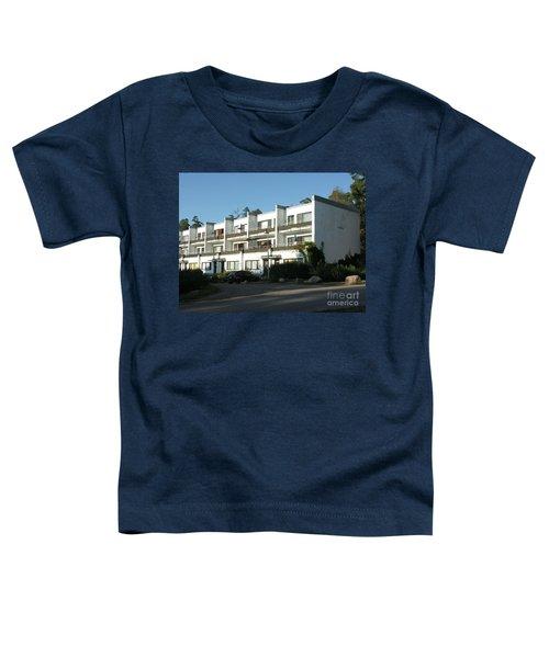 Paivola Building In Sunila Toddler T-Shirt