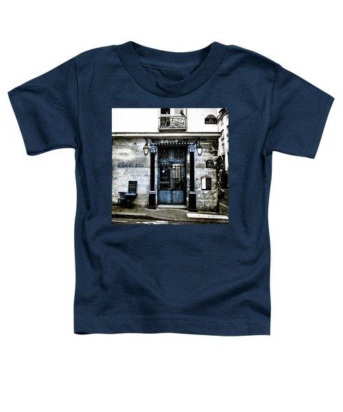 Paris Blues Toddler T-Shirt
