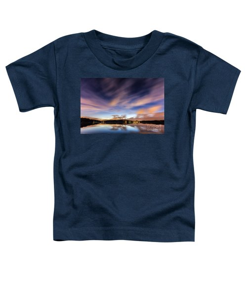 Passing Storm Toddler T-Shirt