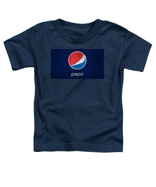 Pepsi Barn Sign Toddler T-Shirt
