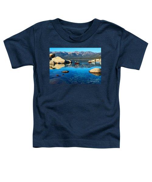 Perfect Sunday Toddler T-Shirt