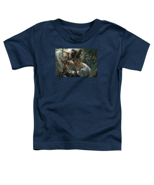 Pheres-band Raiders Toddler T-Shirt by Ryan Barger