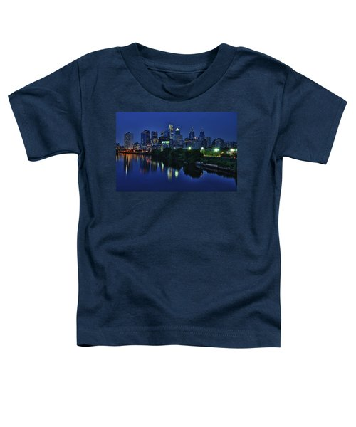 Philly Skyline Toddler T-Shirt