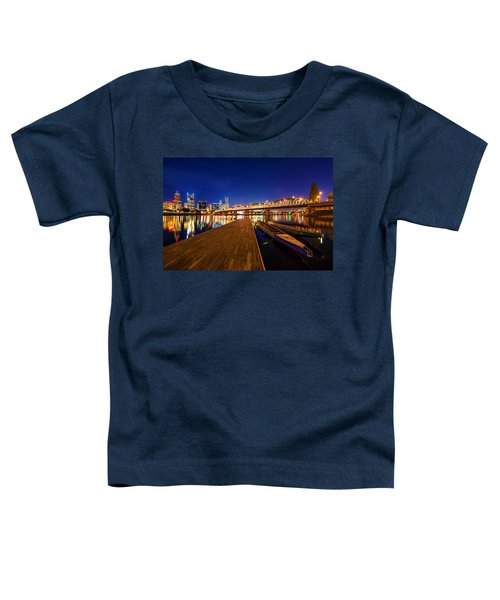 Portland Under The Stars Toddler T-Shirt