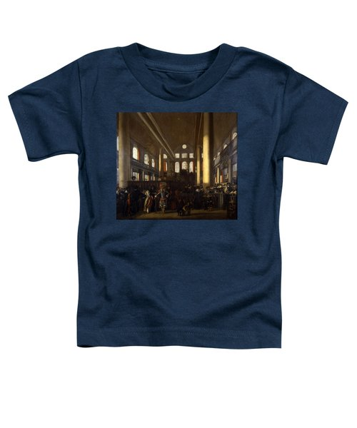 Portuguese Synagogue In Amsterdam Toddler T-Shirt