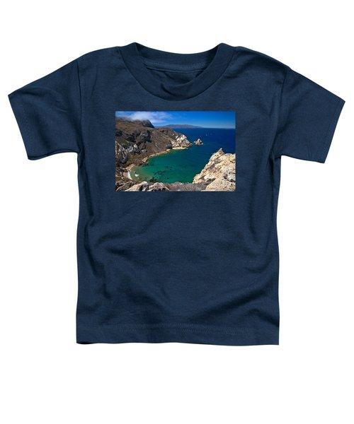 Potato Harbor Views Toddler T-Shirt