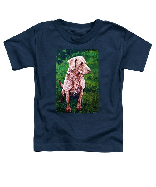 Pretty Girl Toddler T-Shirt