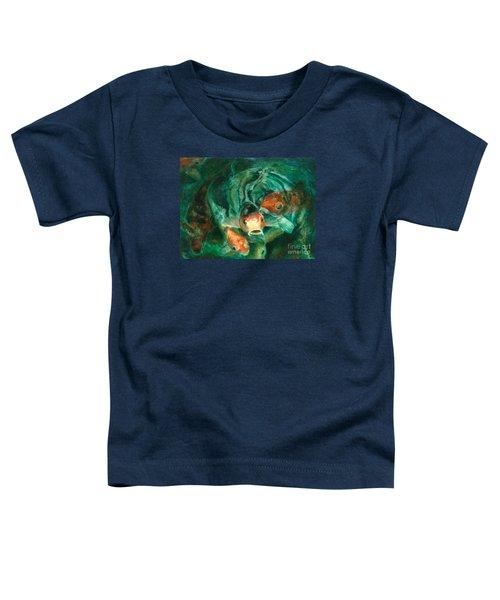 Prosperity Koi Toddler T-Shirt