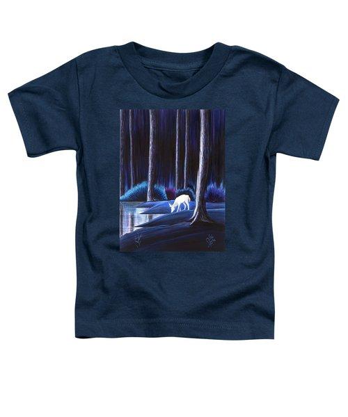 Quietude Toddler T-Shirt