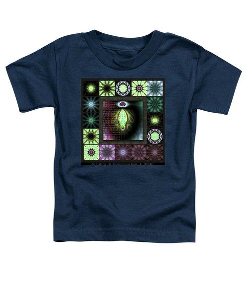 Ravaged Visions Redux Toddler T-Shirt