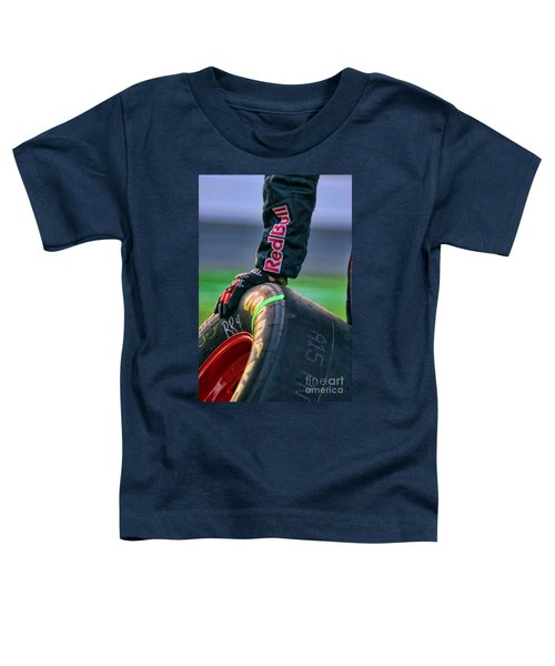 Redbull Good Year By Diana Sainz Toddler T-Shirt