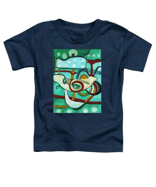 Reflective #3 Toddler T-Shirt