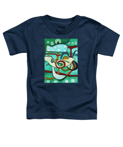 Reflective #3 Toddler T-Shirt