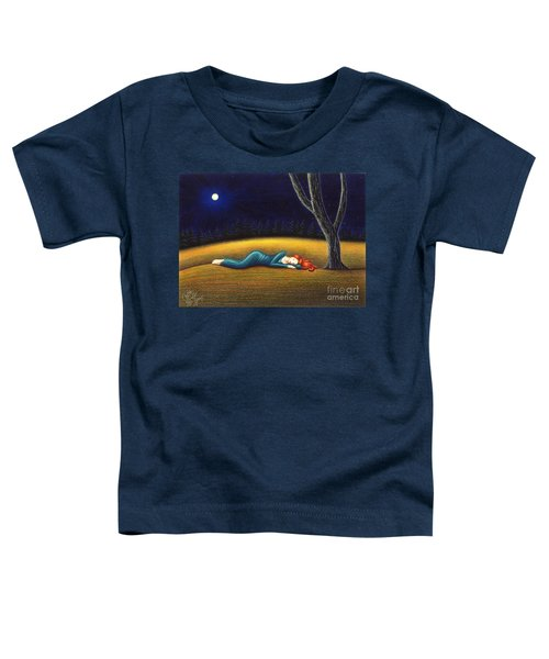 Rest For A Weary Heart Toddler T-Shirt