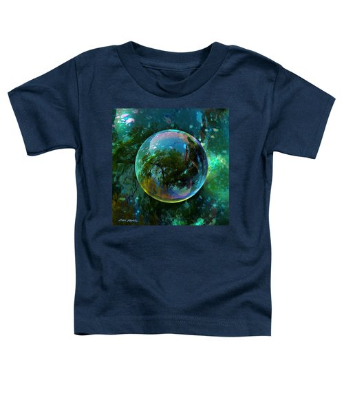 Reticulated Dream Orb Toddler T-Shirt