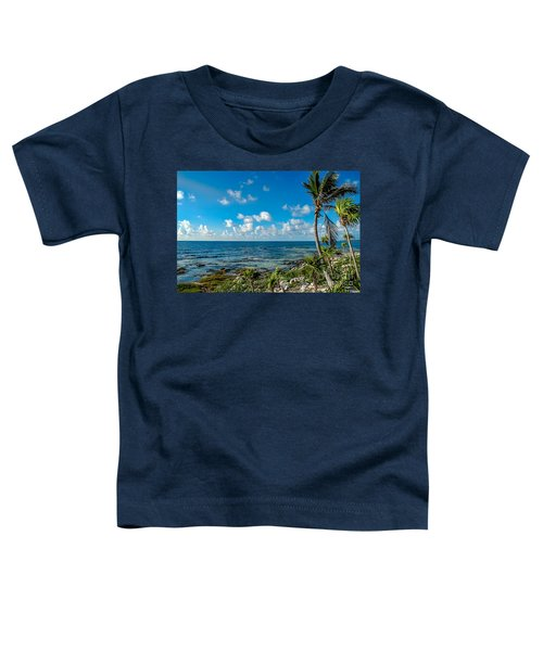 Cave Diving Country Toddler T-Shirt