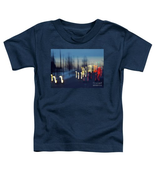 Road To Tomorrow Toddler T-Shirt