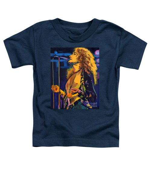 Robert Plant. Kashmir Toddler T-Shirt