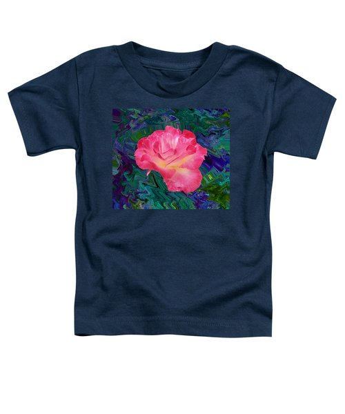Rose In The Matter Of Your Hand V7 Toddler T-Shirt