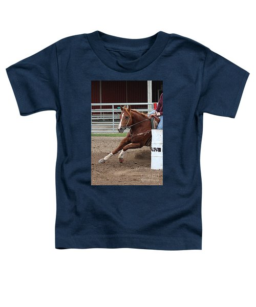 Rounding Third Toddler T-Shirt