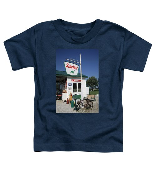 Route 66 - Sinclair Station Toddler T-Shirt