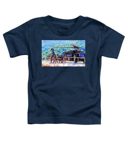 Salvation Toddler T-Shirt