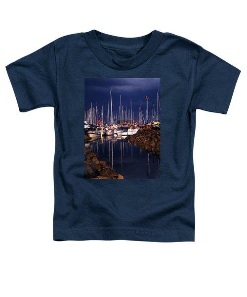 Samsoe Island Denmark Toddler T-Shirt