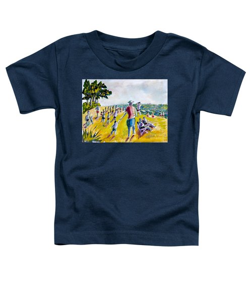 School's Out On The Beach Toddler T-Shirt