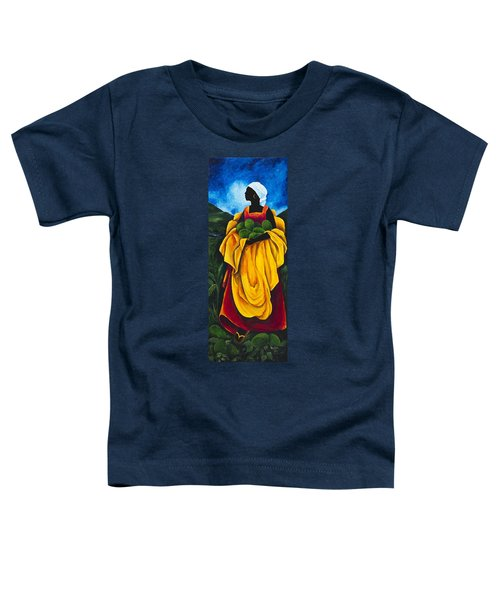 Season Avocado Toddler T-Shirt