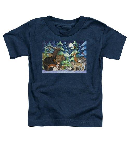 Spirit Of Peace Toddler T-Shirt