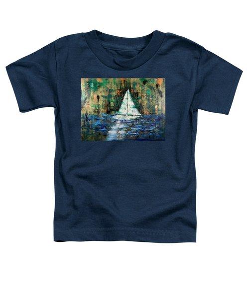 Shipwrecked Toddler T-Shirt