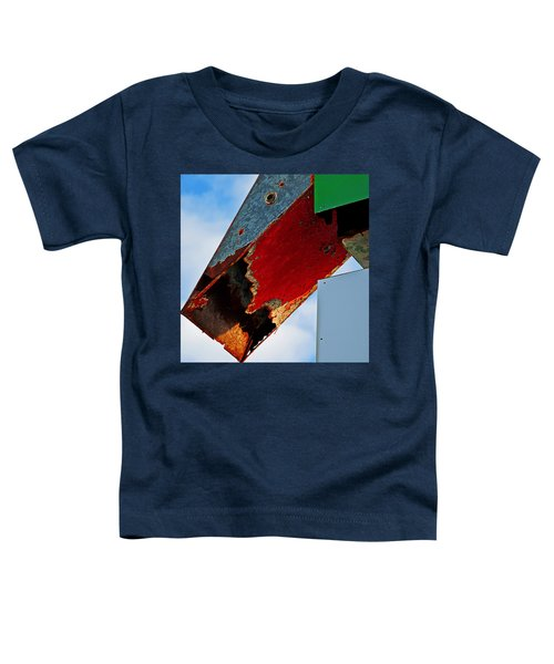 Sign Of The Times Toddler T-Shirt