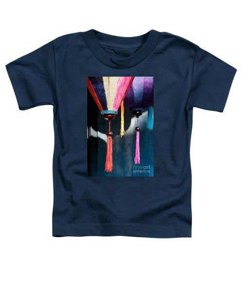 Silk Lanterns 05 Toddler T-Shirt