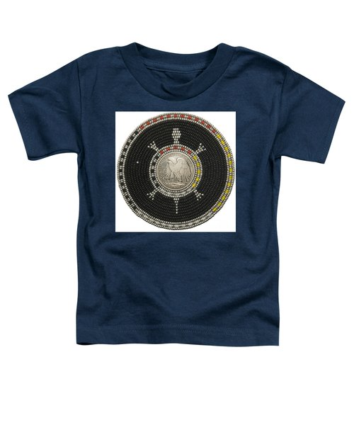 Silver Eagle Toddler T-Shirt