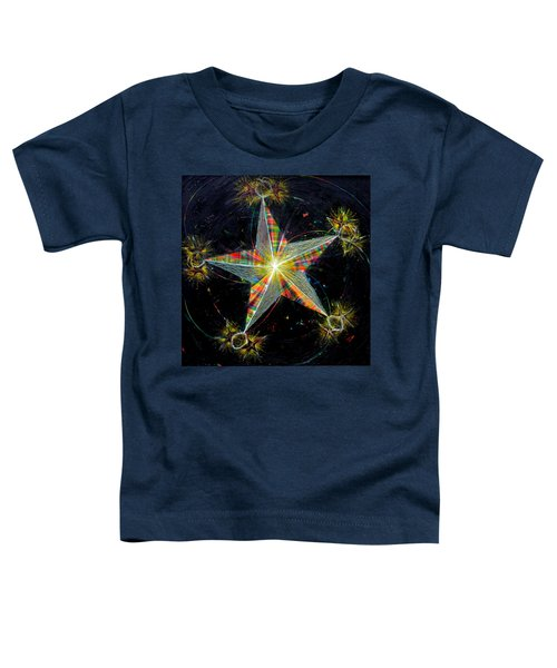 Sixth Day Of Creation Toddler T-Shirt
