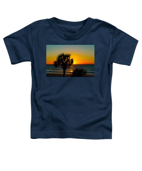Sky On Fire Toddler T-Shirt