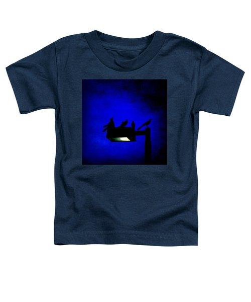 Sleepless At Midnight Toddler T-Shirt
