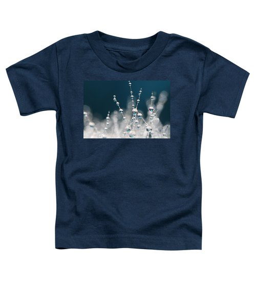 Snow White And Ice Blue Toddler T-Shirt