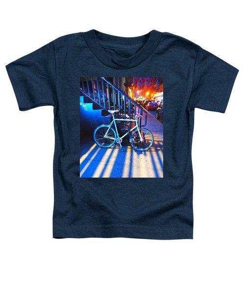 Soho Bicycle  Toddler T-Shirt