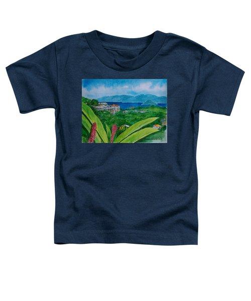 St. Thomas Virgin Islands Toddler T-Shirt