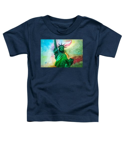 Stand Up For Your Dreams Toddler T-Shirt