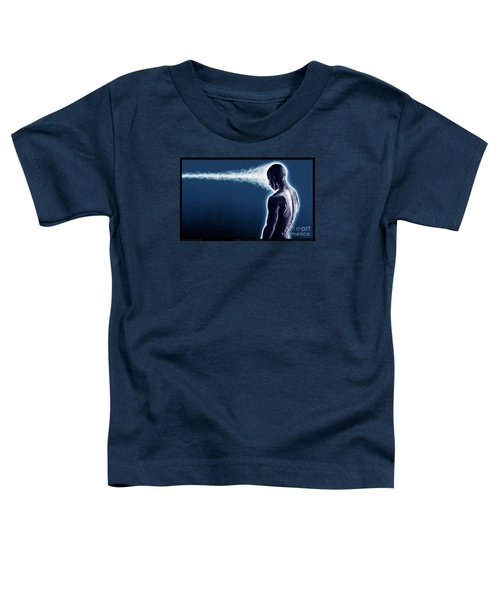 Standing Still Thoughts Proceeding Toddler T-Shirt