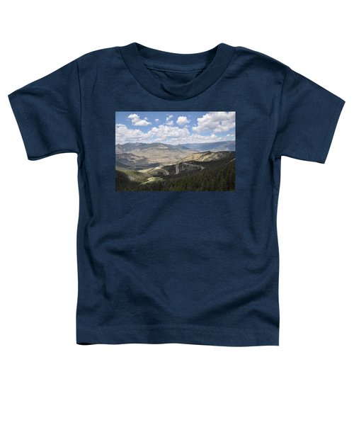 Starlight Basin Toddler T-Shirt