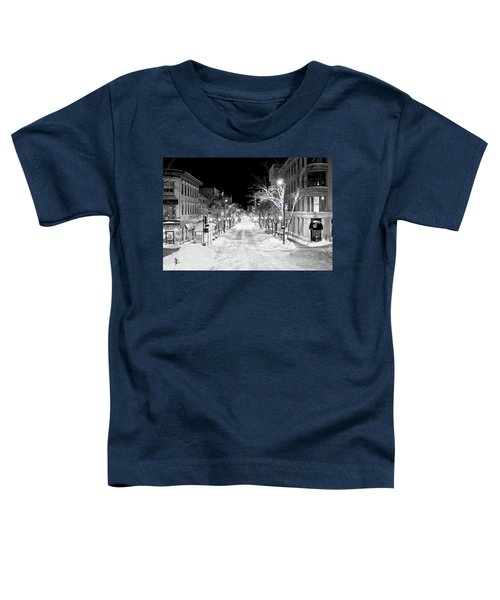 State Street Madison Toddler T-Shirt
