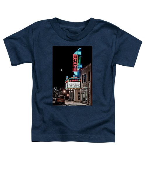 State Theater Toddler T-Shirt